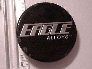 EAGLE ALLOYS wheel center cap 2 1/2 dia p/n 138