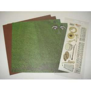 12 X 12 Marching Band Scrapbook Kit II: Everything Else