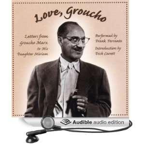 Groucho (Audible Audio Edition) Groucho Marx, Frank Ferrante Books