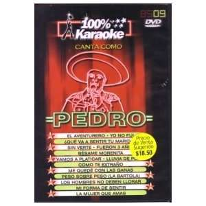 KARAOKE CANTA COMO PEDRO FERNANDEZ Movies & TV