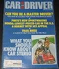 car driver april 1972 amc hornet pinto sportwagon honda returns