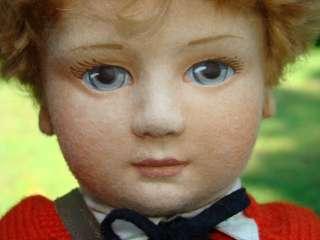 1985 86 R. John Wright Scott Little Children Series LE 104/250 MIB