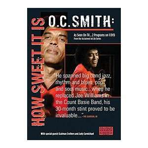 O.C. Smith   How Sweet It Is Musical Instruments