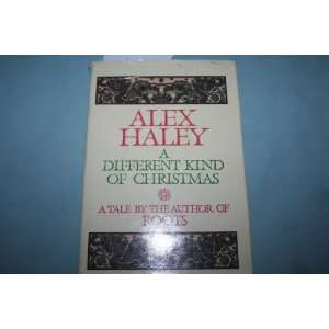 Kind of Christmas (large print book club edition): Alex Haley: Books