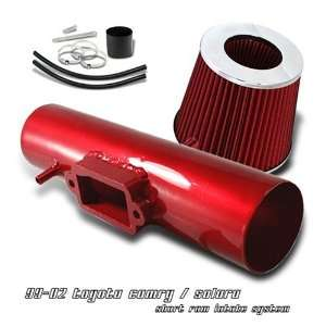 99 00 01 02 TOYOTA CAMRY SOLARA SHORT RAM AIR FILTER