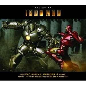 Iron Man The Art of Iron Man the Movie Undefined Books