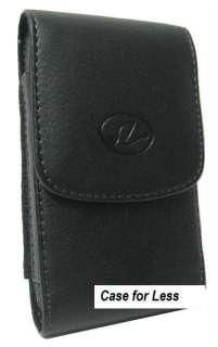 For Verizon Pantech Caper TXT8035PP Vertical Leather Case Cover Pouch