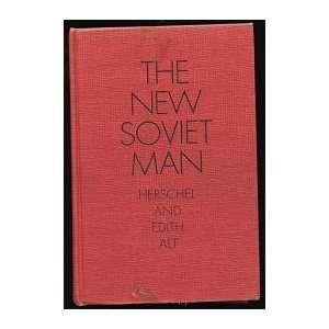 man;: His upbringing and character development,: Herschel Alt: Books