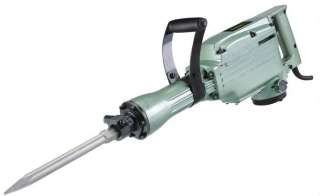 1240W ELECTRIC DEMOLITION JACK HAMMER CONCRETE BREAKER 1400RPM + 2