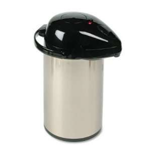 Low Profile Commercial Grade 3 Liter Airpot w/Pushbutton