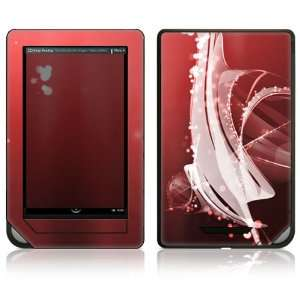 Nook Color Decal Sticker Skin   Abstract