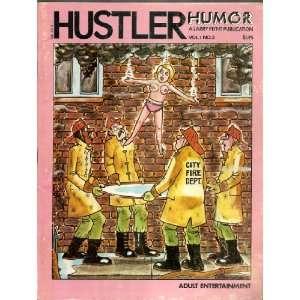 HUSTLER HUMOR VOLUME 1, NUMBER 3: HUSTLER MAGAZINE: Books