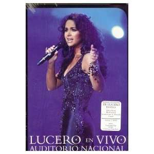 LUCERO : EN VIVO AUDITORIO NACIONAL: Movies & TV
