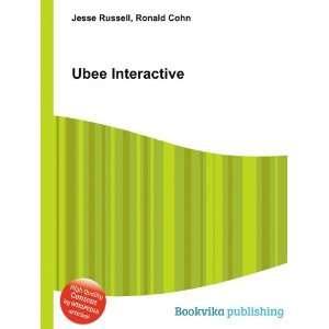 Ubee Ineracive Ronald Cohn Jesse Russell Books