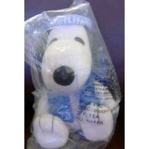 Peanuts Snoopy Snowflake Vest & Stocking Hat Soft Doll Toys & Games