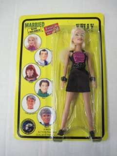 Married With Children KELLY BUNDY MOC 8 figure