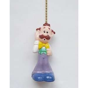 Sesame Street Figure MR. NOODLE Ceiling Fan Pull Light Lamp Elmo *Same