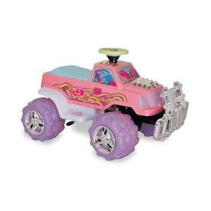 New Star Monster Power Wheels Vehicle in Pink Toys