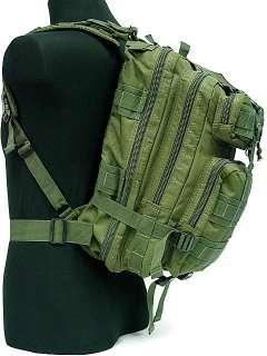 Level 3 Milspec Tactical Molle Assault Backpack Bag OD