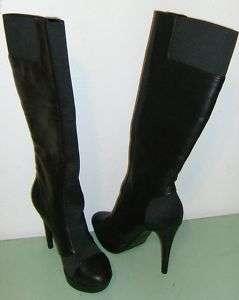 Jessica Simpson Boots Coffi Black Cabretta Various Size