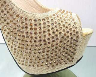 Royal Glitter Bead Slingbacks Party Maid Super High Heels Bridal shoes