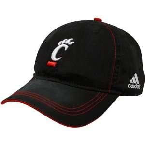 adidas Cincinnati Bearcats Black 2011 Coaches String