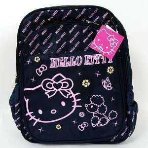 Hello Kitty Travel Backpack School Book Bag Blue Toys