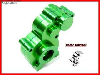 RDLogics Transmission Case Axial Scorpion AX10 GREEN