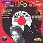 old town doo wop vol 5 old town doo wop
