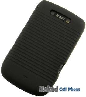 HARD CASE + BELT CLIP HOLSTER FOR BLACKBERRY TORCH 9800 9810
