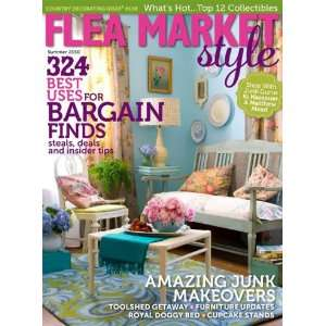 country decorating ideas magazine flea market decorating