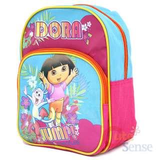 Dora & Boots School Backpack Toddler 10 Bag   Jump