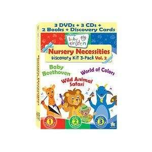 Disney Baby Einstein Nursery Necessities Discovery Kit 3