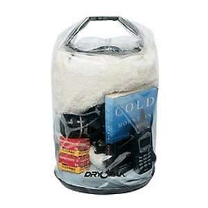 DRY PAK ROLL TOP DRY GEAR BAG SM CLEAR
