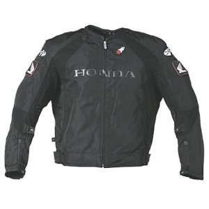 JOE ROCKET HONDA VFR TEXTILE JACKET BLACK 3XL Automotive