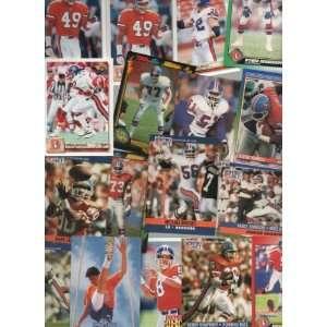 17 DENVER BRONCOS, NFL PRO SET OFFICIAL CARDS / SCORE TEAM NFL