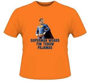 Tim Tebow Football Pajamas Quote T Shirt