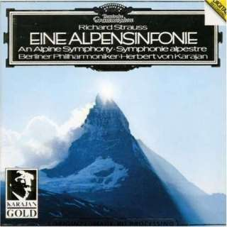Richard Strauss Eine AlpensinfonieMusic