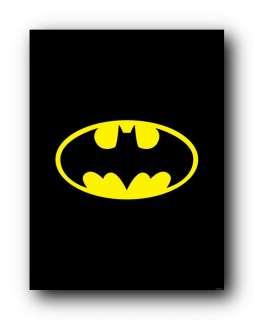 Batman Bat Emblem Fabric Poster Flag Dc Comics Cloth 822004550271