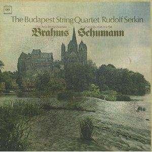 Brahms The Three String Quartets; Schumann Piano Quintet