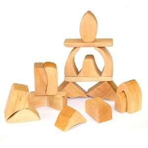 Play Blocks   Big   Natural: Toys & Games
