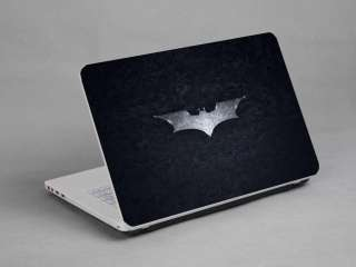 LAPTOP NOTEBOOK SKIN STICKER COVER DECAL ART BATMAN TOSHIBA APPLE 14