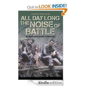 All Day Long the Noise of Battle Gerard Windsor  Kindle