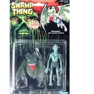Swamp Thing Evil Un Men Skinman 1990 MIP: Toys & Games