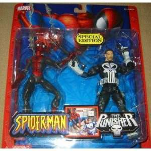 Spider Man VS The Punisher Toys & Games