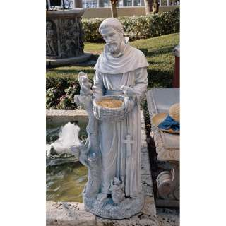 37 St. Francis Christian Catholic Home Garden Statue Sculpture