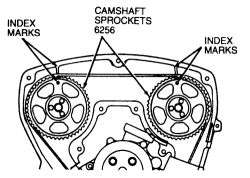 Repair Guides  Engine Mechanical  Timing Belt And Tensioner