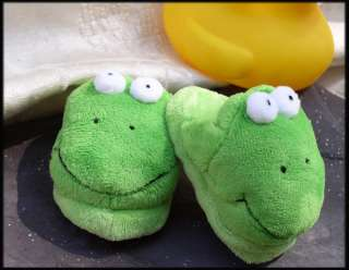 DOLL CLOTHES fit AMERICAN GIRL GREEN FROG SLIPPERS