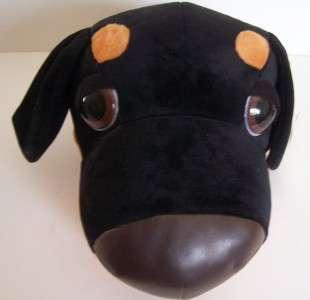 The Dog Doberman Plush Large Stuffed Artist Collection