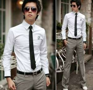 MENS Fashion Stylish Luxury Design Slim NECKTIE H115